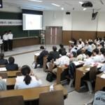 高校APU・立命館コース 前期プレゼン大会が開催されました
