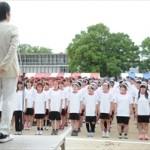 """第32回体育大会テーマは""""夢進"""" 両軍拮抗した戦いの末、北軍が勝利!"""