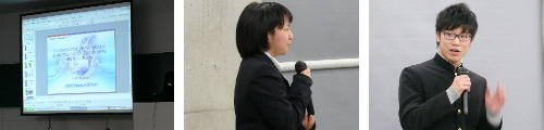 24回生 APU・立命館コース 卒業論文発表会を行う。