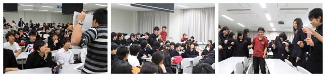 高2 立命館アジア太平洋大学(APU)の見学を行う