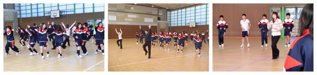 体育の授業が変わった!~ダンス必修化にともない、体育に新しい波がやってきた~