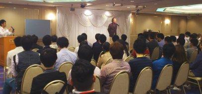 樟友会の東京会が開催されました。~今年は職種別に分かれて情報交換~