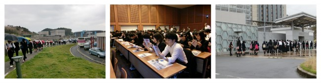 九州大学見学~高校2年生~