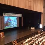 高1生が市民公開講座「がん根治に向けての未来戦略」に参加しました。