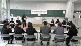 2/19 校内英語ディベート大会