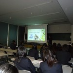 APU・立命館コース 卒業論文発表会が行われました