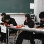 英語ディベート大会(校内)が行われました ~APU・立命館コース~