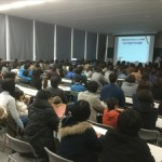 第2回入試説明会が行われました  ~ 過去最多の参加者で盛り上がる ~