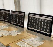 学習支援(ICTによる課題配信)を始めています。