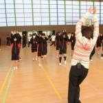 中学2年生 今年もダンス授業行う!