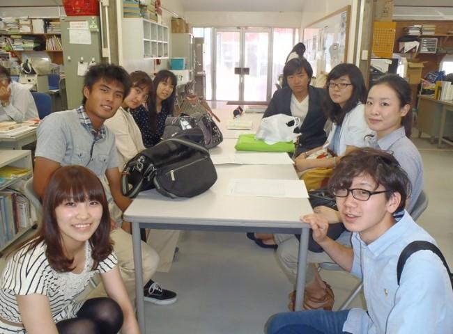 今年もやります!『真夏の寺子屋』本校卒業生が夏休みの宿題の面倒をみます!