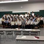 「第5回岩田英語レシテーションコンテスト」が開催されました